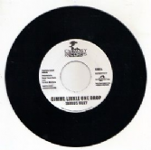 Tropical Escape Riddim: Tarrus Riley - Gimme Likkle One Drop / Chronixx - Ain't No Giving In (Chimney Records) UK 7""
